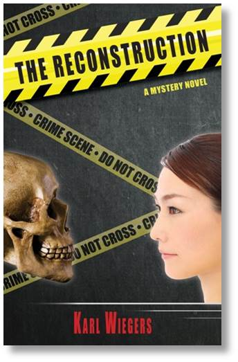 Paperback copy of The Reconstruction